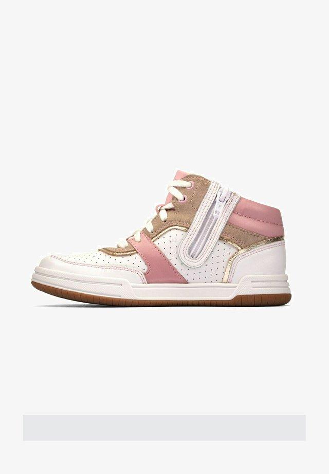 FAWN PEAK  - Sneakers hoog - light pink