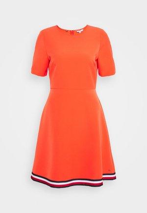ANGELA DRESS  - Day dress - primary red