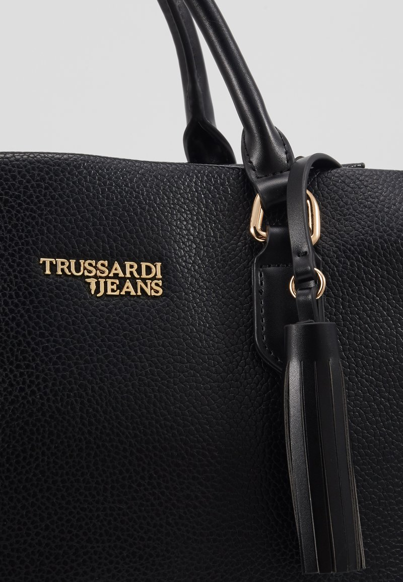 Trussardi Jeans AMANDA HANDLE SM GRAINED AND S Donna