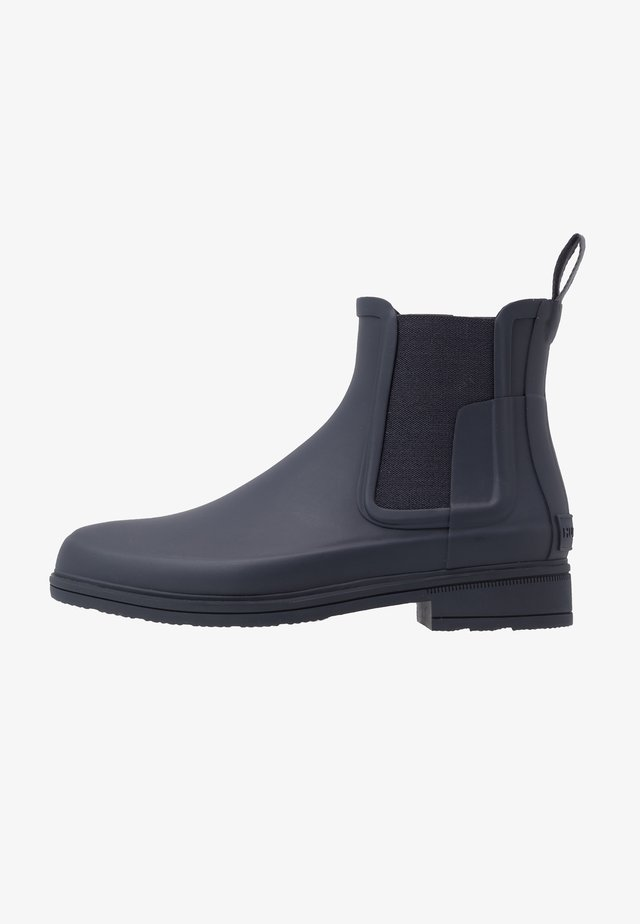 MENS ORIGINAL REFINED CHELSEA - Wellies - navy