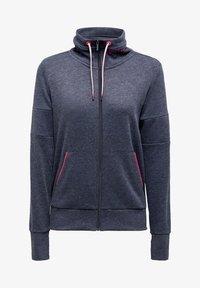Esprit Sports - Zip-up hoodie - navy - 5