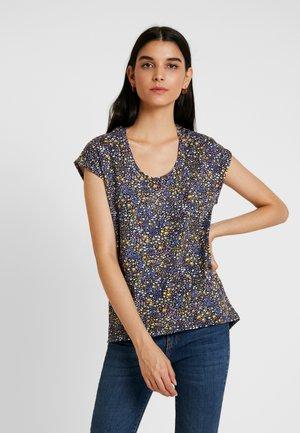 EWEL SANNA TEE - T-shirt imprimé - mineral yellow