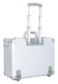 Alumaxx - Wheeled suitcase - silver - 1