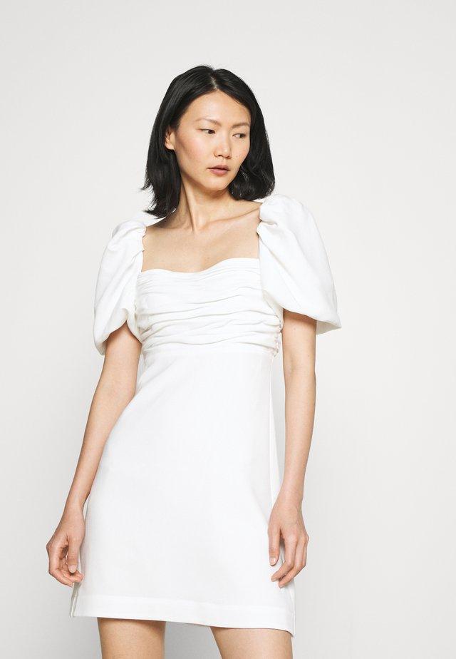 ODELE DRESS - Day dress - ivory