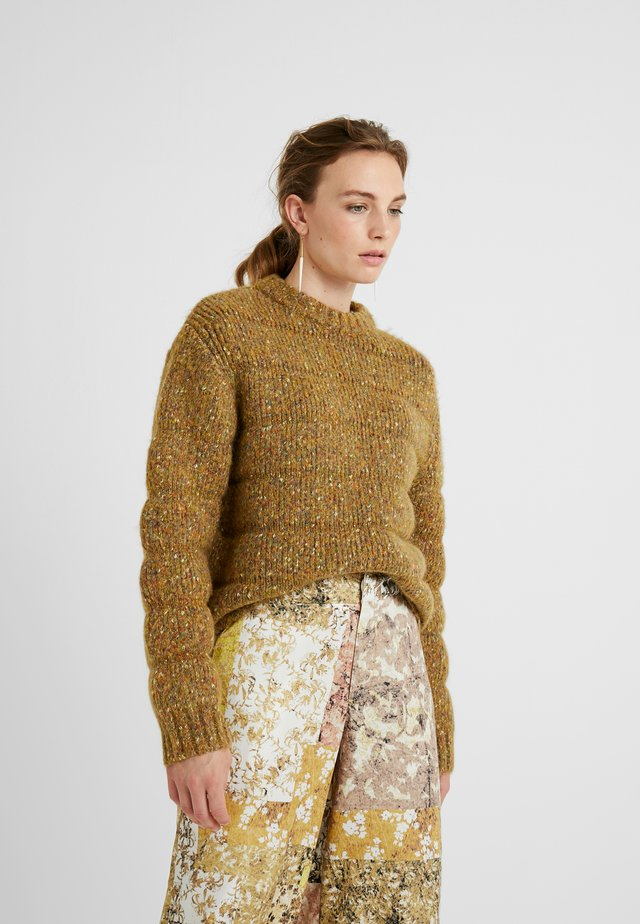 JUMPER LYDIA - Pullover - yellow