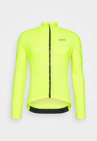 Gore Wear - C3 THERMO  - Fleece jacket - neon yellow - 4