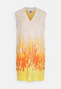 The Ragged Priest - RIDER VEST DRESS - Jumper dress - beige - 5
