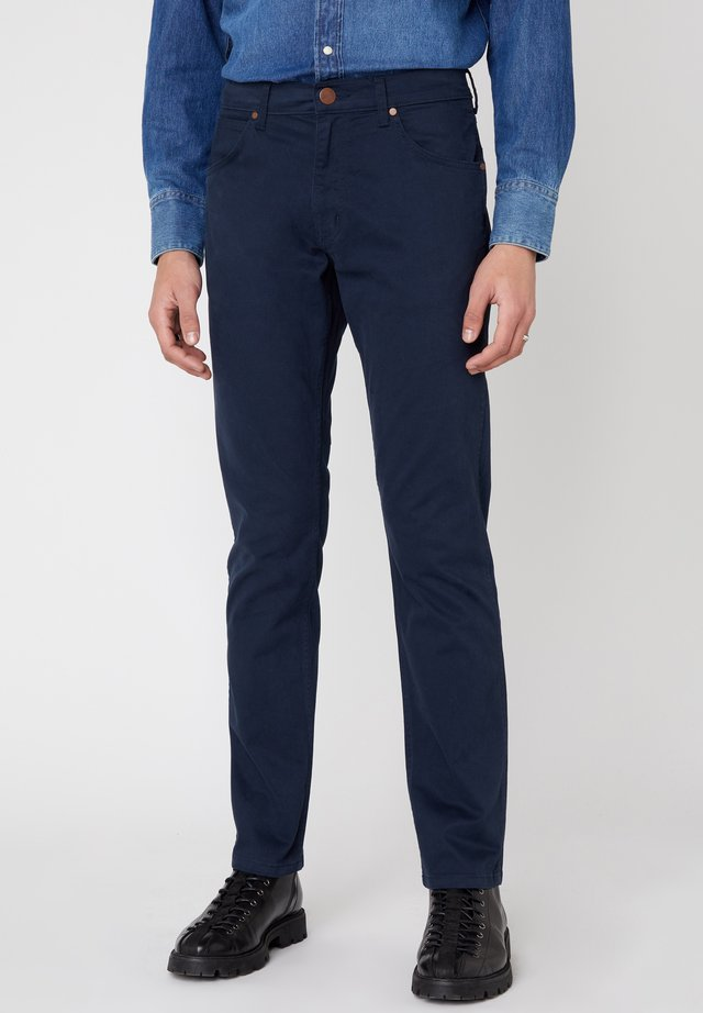 GREENSBORO - Pantalones - navy