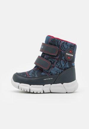 FLEXYPER BOY ABX - Winter boots - avio/red