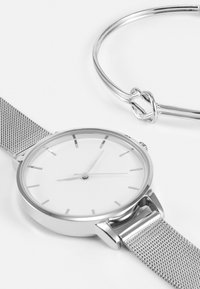 Even&Odd - SET - Watch - silver-coloured