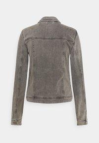 ONLY Tall - ONLTIA JACKET - Denim jacket - grey denim - 1