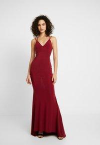 Club L London - Společenské šaty - raspberry - 0