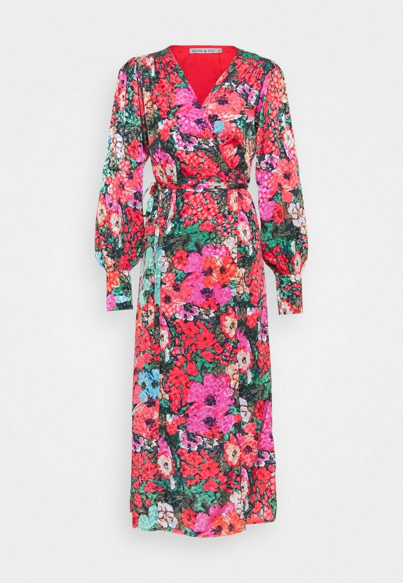 Hope & Ivy Tall - CORALIE - Maxi šaty - multi