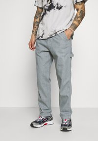 Lee - CARPENTER UNISEX - Relaxed fit jeans - rinse - 0
