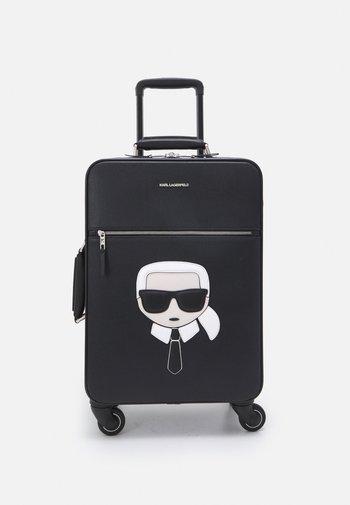IKONIK - Wheeled suitcase - black