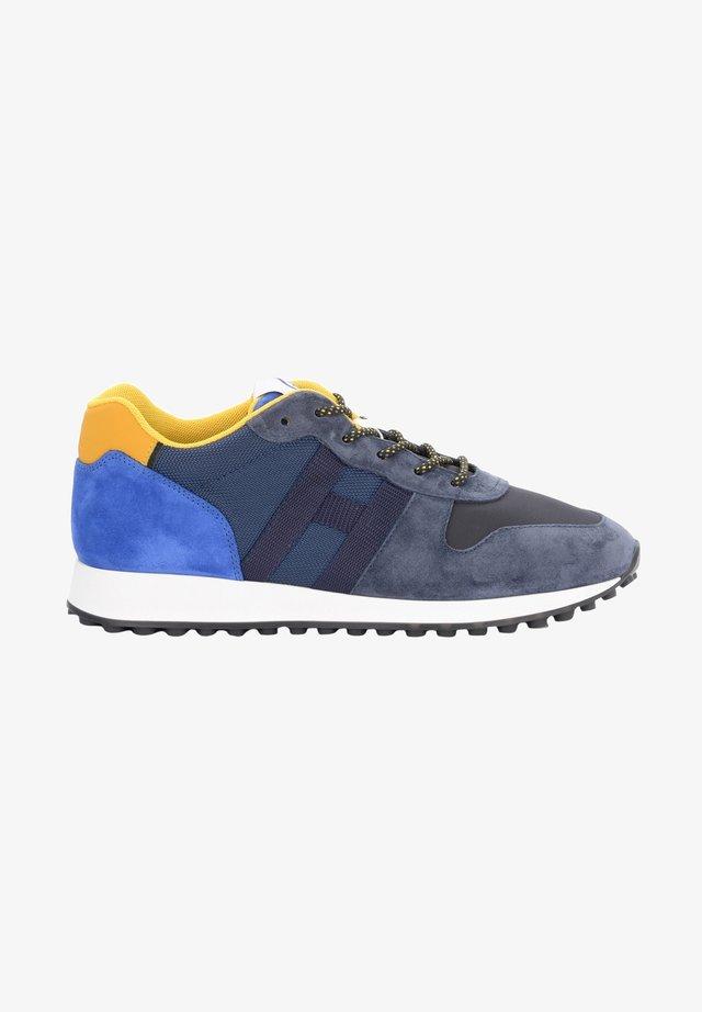 Sneakers basse - blu