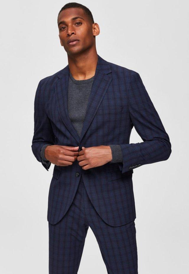 Blazer jacket - navy blue