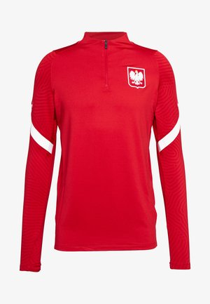POLEN DRY DRIL - National team wear - sport red/white