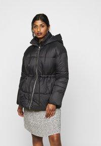 Vero Moda Petite - VMSOHO JACKET - Winter jacket - black - 0