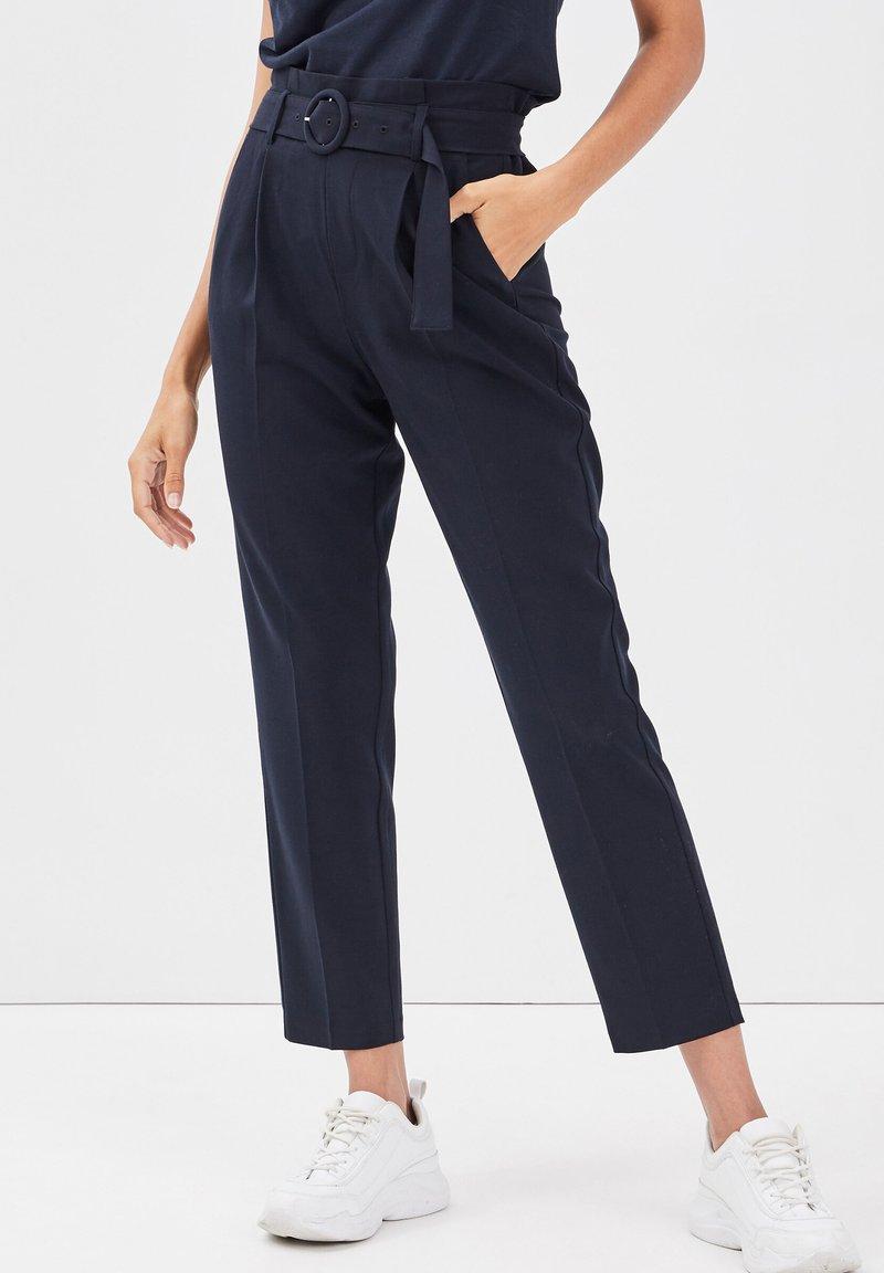 Cache Cache - Pantalon classique - bleu marine