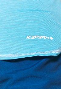 Icepeak - MILLERTON - T-shirt con stampa - aqua - 5