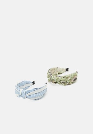 ONLEMILY HAIRBAND 2 PACK - Accessori capelli - allure/lichen