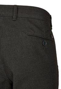 Club of Comfort - GARVEY IM WOLL LOOK - Trousers - dark grey - 4