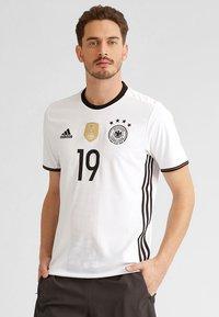 adidas Performance - DFB GERMANY - National team wear - blanc/noir - 0