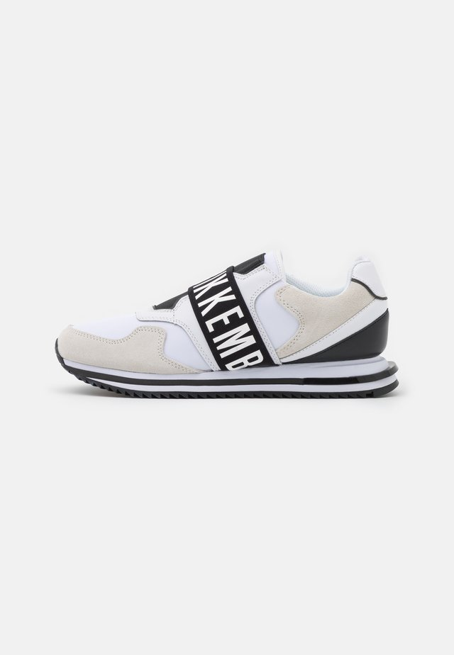 HEANDRA - Sneakers basse - white/black