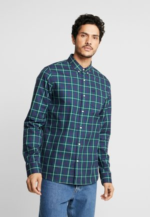 CLASSIC LONDON - Camisa - green check