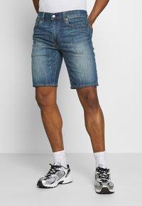 Levi's® - 405 STANDARD  - Shorts di jeans - boom boom cool - 0