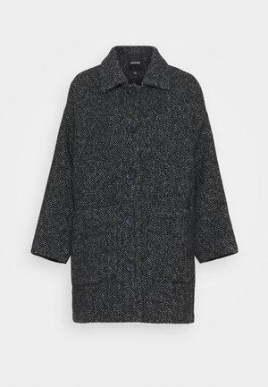 NIMRA JACKET - Classic coat - black