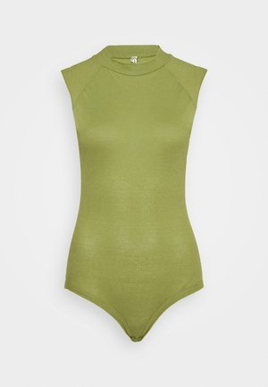 MUSCLE BEACH BODYSUIT - Body - army