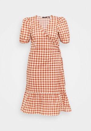 VMTAMITTA MIDI DRESS - Day dress - chutney