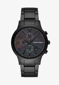Emporio Armani - Kronografklockor - black - 1