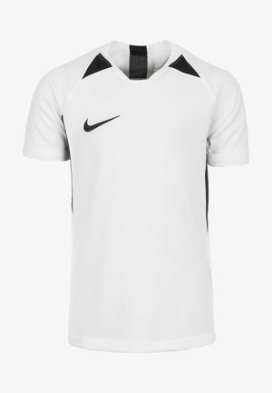 STRIKER  - Print T-shirt - white / black