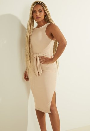 ANNMARI - Shift dress - beige