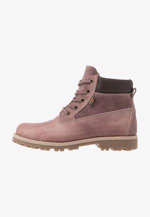 Zimní obuv - lavender