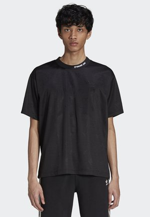 NINJA TEE - T-shirt med print - black