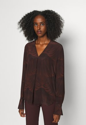 KASIA - Blouse - brown