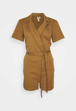 PCARY MIX  PLAYSUIT - Jumpsuit - kangaroo