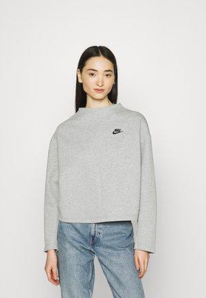 CREW - Sweatshirt - dark grey heather/black