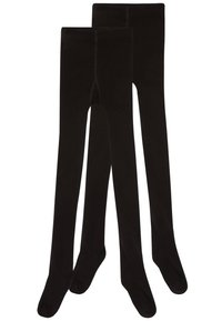 Name it - NKNPANTYHOSE 2 PACK - Collant - black - 1