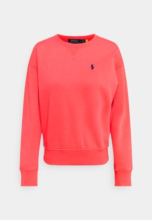 LONG SLEEVE - Sweatshirt - amalfi red