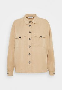 NAF NAF - Skjortebluser - beige safari - 4