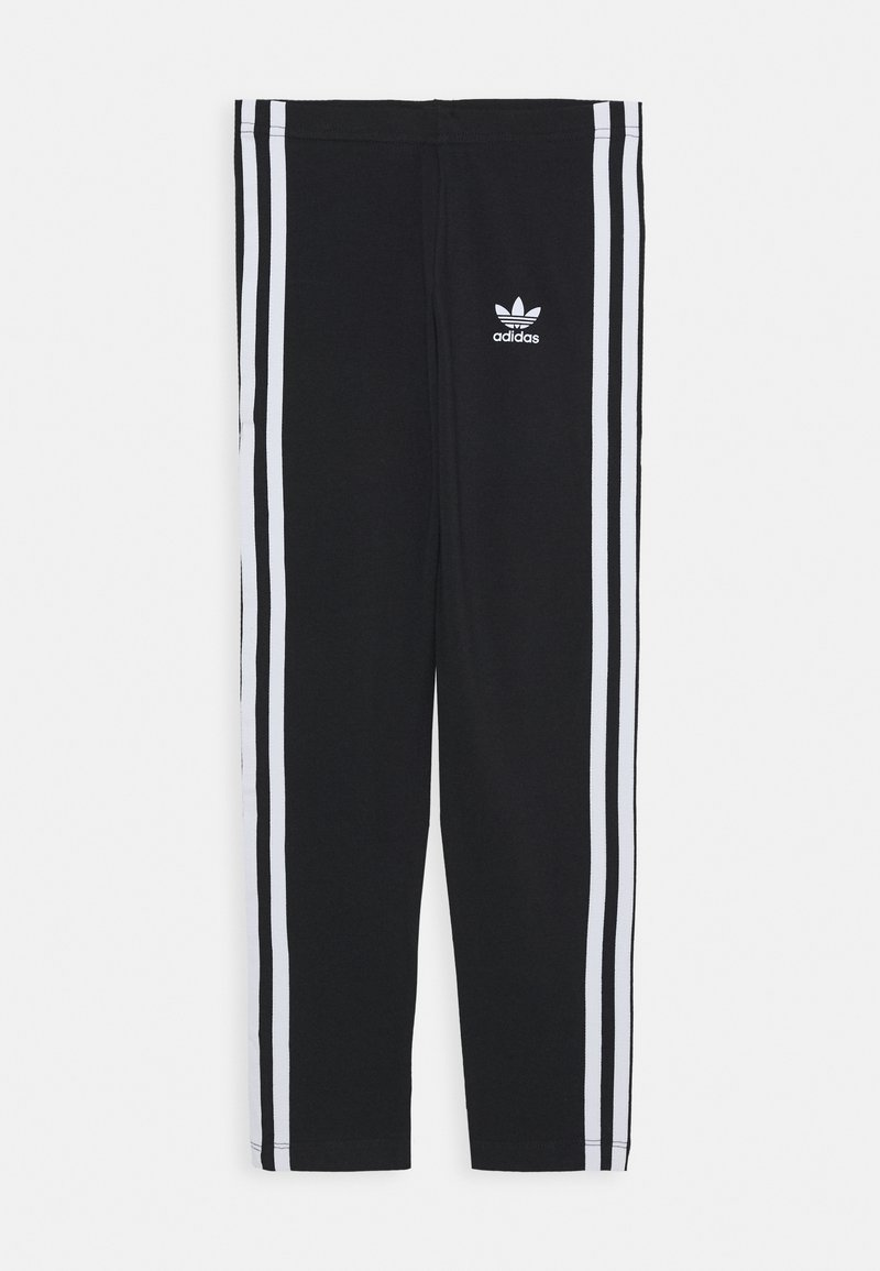 adidas Originals - Legíny - black/white