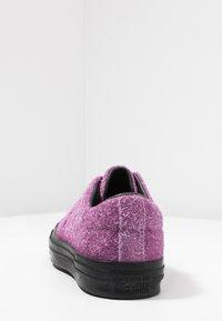 Converse - ONE STAR - Sneakers - fuchsia glow - 3