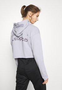 adidas Originals - SPORTS INSPIRED - Hoodie - glory grey - 2