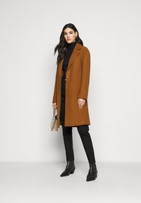 Object Tall - OBJHELLE COAT  - Classic coat - chipmunk - 1