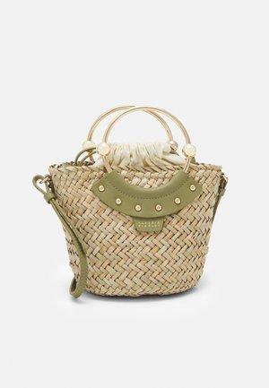 ABEILLE - Handbag - olive